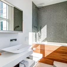 Contemporary Bathroom by Venture Architecture