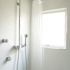 Mediterranean Bathroom by Hansgrohe USA