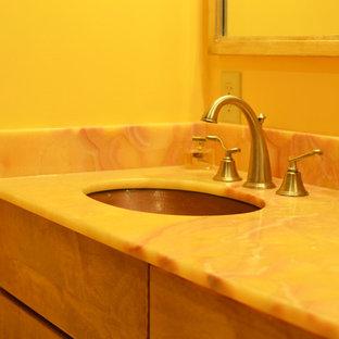 Onyx bathroom in Saugatuck