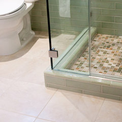 contemporary bathroom by Tileshop