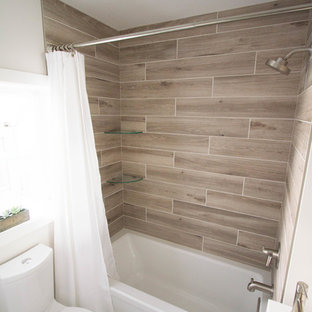 Open & Airy Tub Shower Combo