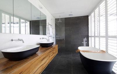 25 beviser: Derfor er træ på badeværelset en god idé