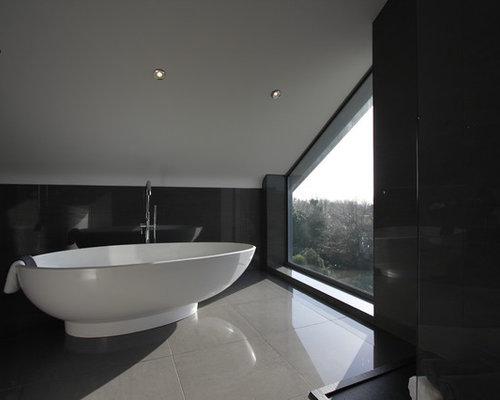 Open Plan Bathroom Overlooking Hove East Sussex