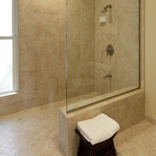 Contemporary Bathroom by Burgin Construction