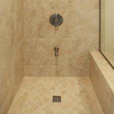 Contemporary Bathroom by Burgin Construction
