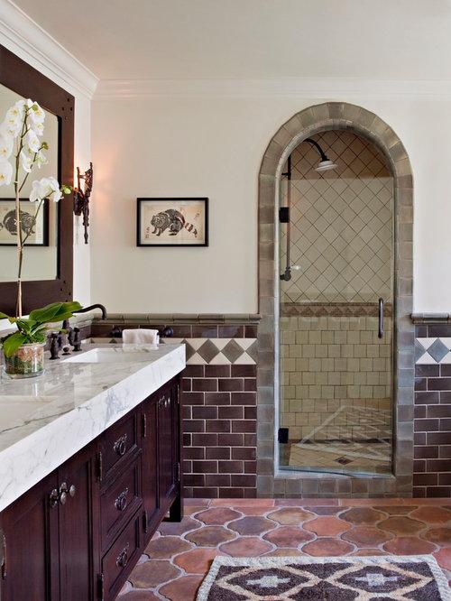 Foton och badrumsinspiration för crazy kitchen medelhavsstil badrum