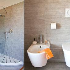 Contemporary Bathroom by Giulia Boero