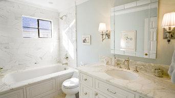 Orange Grove Guest Bathroom