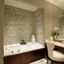 Contemporary Bathroom by Michael Abrams Limited