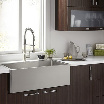 Orchard Stainless Steel Apron Sink