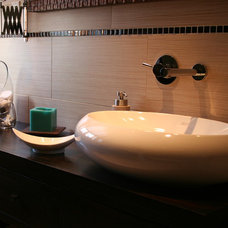 Contemporary Bathroom by Studio NOO Design