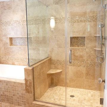 Orient Mocha Shower