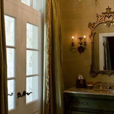 Asian Bathroom by Ornamentations Design