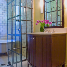 Eclectic Bathroom by R. D. Sherrill