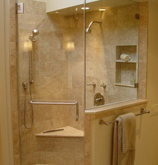 contemporary bathroom by Home Systems , Wendi Zampino