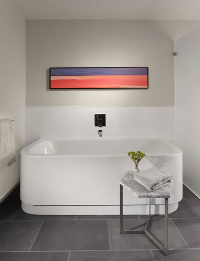 Contemporary Bathroom by McGriff Architects