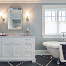 Traditional Bathroom by Frahm Interiors - Burlington ON