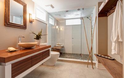 Reformas: Por qué y cómo sustituir la bañera por un plato de ducha