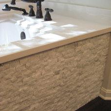 Contemporary Bathroom by Catherine Boardman Interiors