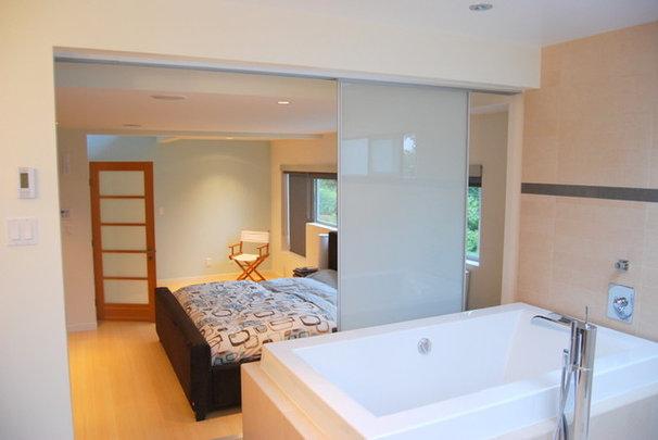 Contemporary Bathroom by Portal Design Inc
