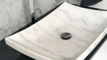 OUR CLIENTS' INSTALLATIONS WITH OUR TRENDY NATURAL STONE PRODUCTS