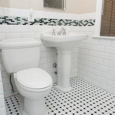 Traditional Bathroom by Eurodesignremodel.com
