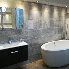 Contemporary Bathroom by Bathroom Boutique