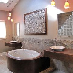 Charlotte, NC. Contemporary Bathroom