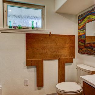 Design ideas for a traditional bathroom in Hawaii.