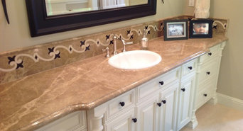 Stockton ca tile stone countertop manufacturers for H bathrooms stockton