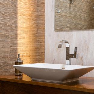 Salles de bains et WC exotiques : Photos et idées déco de ...
