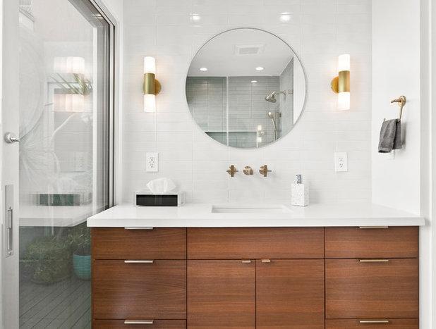 Contemporary Bathroom by Spazio LA