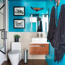 Eclectic Bathroom by Hayneedle