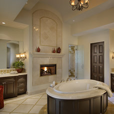 Traditional Bathroom by Ownby Design