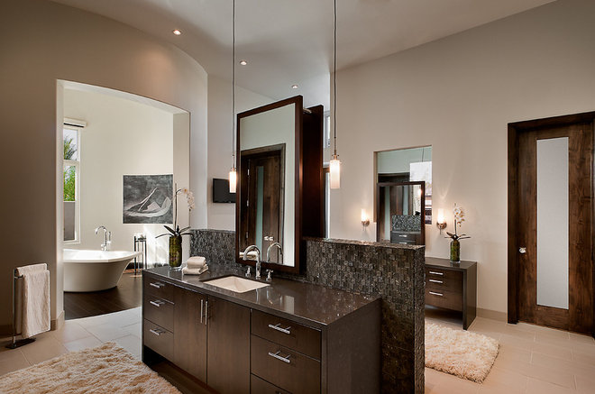 Contemporary Bathroom by Ownby Design