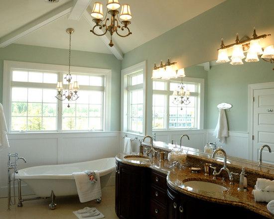 Rustic Bathroom Paint Colors | Houzz