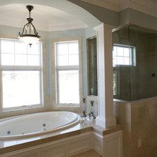 Traditional Bathroom by Echelon Custom Homes
