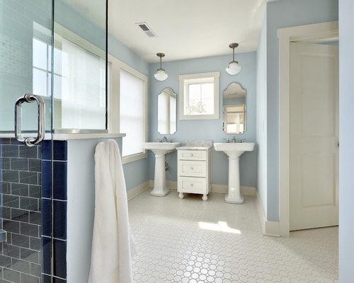 Example Of A Clic Bathroom Design In Philadelphia
