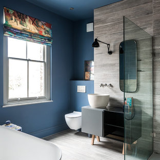 Laminate Walls Bathroom Ideas Houzz
