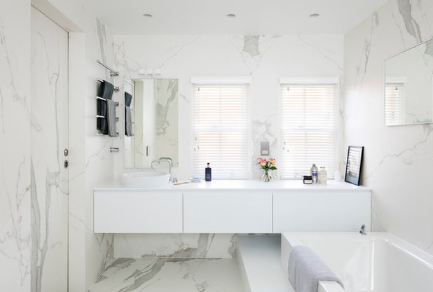Contemporary Bathroom by David Giles Photography