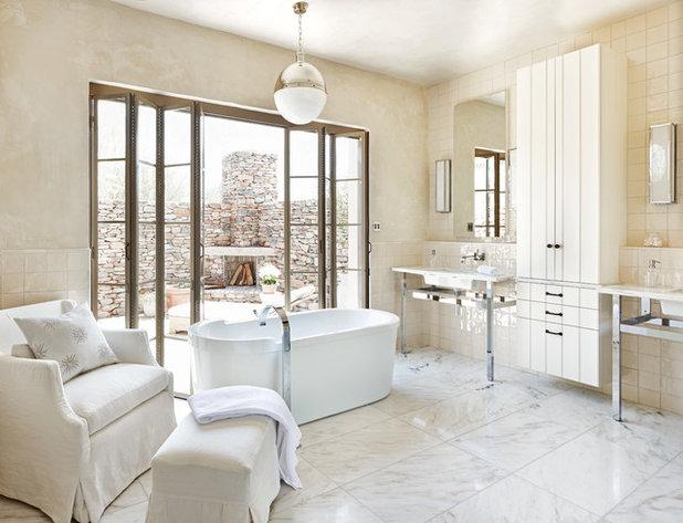 dream spaces: 14 fabulous indoor-outdoor bathrooms