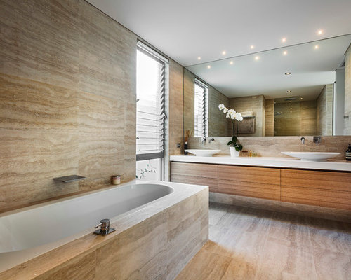 Natural Stone Tile Houzz