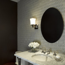 Bathroom by Lizette Marie Interior Design