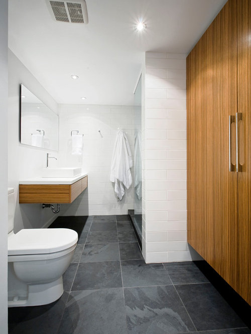 Bathroom Slate Floor Ideas, Pictures, Remodel and Decor