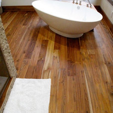 Contemporary Bathroom by Pacific Coast Teak