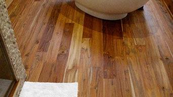 Pacific Coast Teak - Rustic Grade Teak Flooring