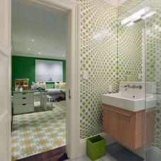 Contemporary Bathroom by Martha Angus Inc.