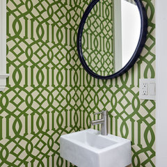 contemporary bathroom by Martha Angus Inc.
