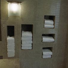 Modern Bathroom by Design Set Match