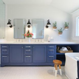 Pacific Heights Renovation: Girls' Bath